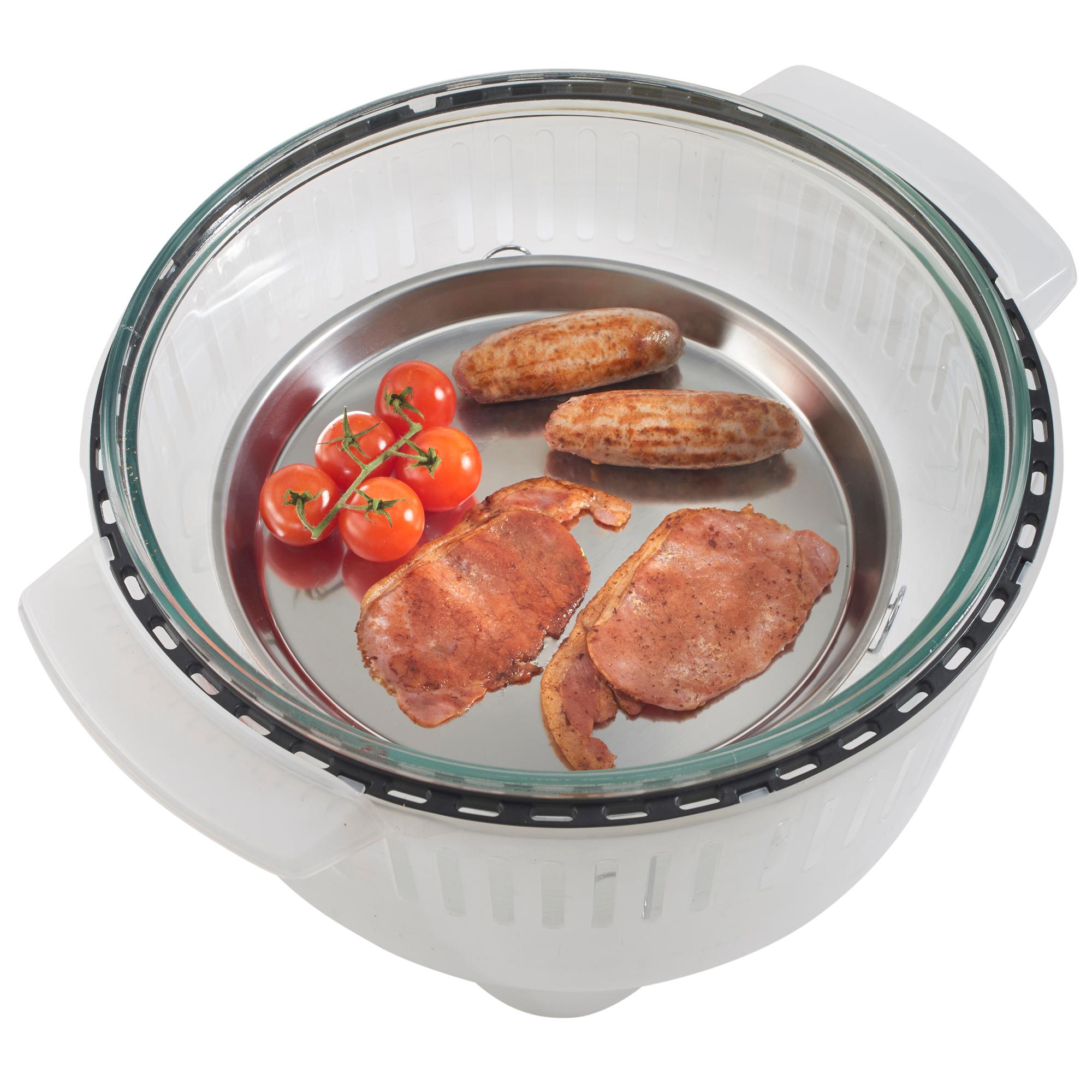 Roast Leg Of Lamb With Roasted Vegetables : Halogen Oven Recipes Thumbnail  Thumbnail