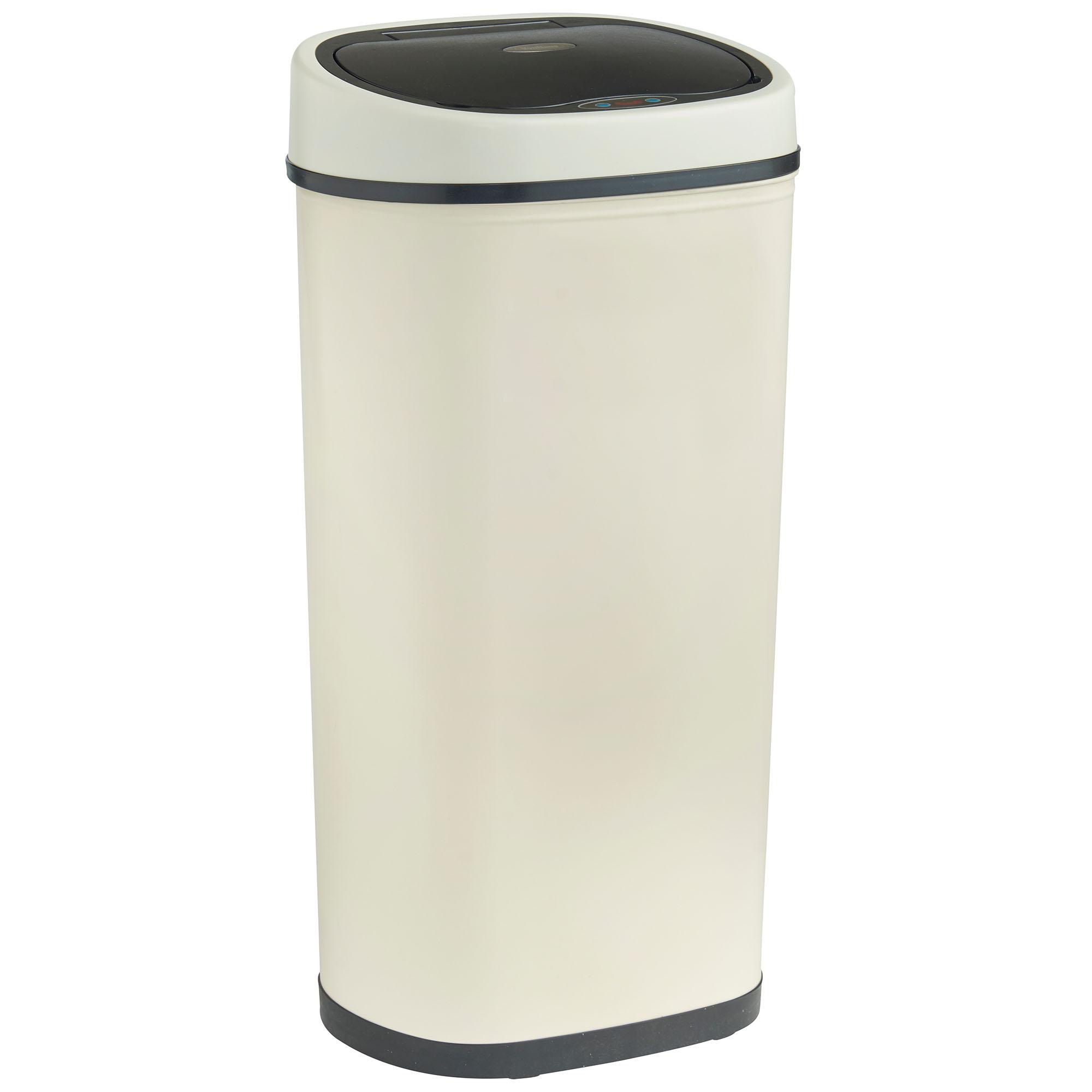 VonHaus 50L Kitchen Bin Automatic Sensor Touchless Open