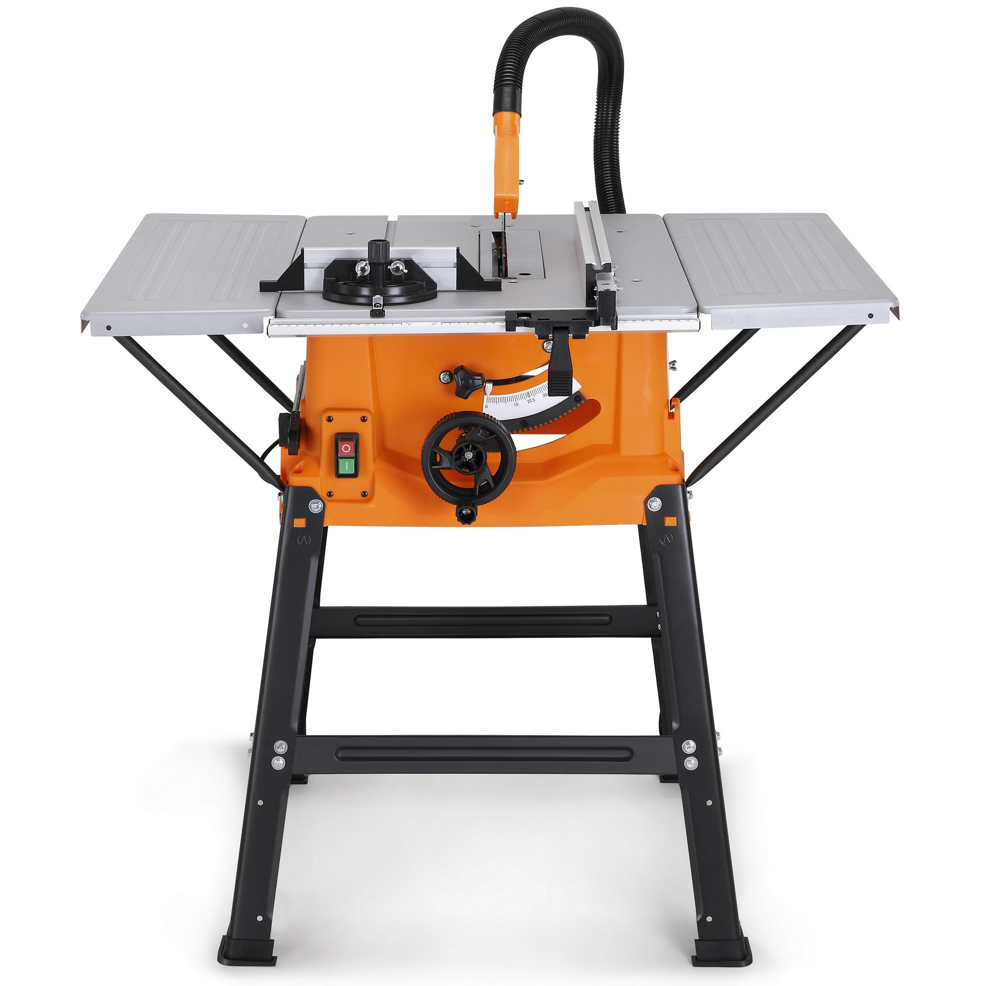 Vonhaus 1800w 10 250mm Table Saw 5500rpm 220v Precision Cuts Sturdy Underframe Ebay