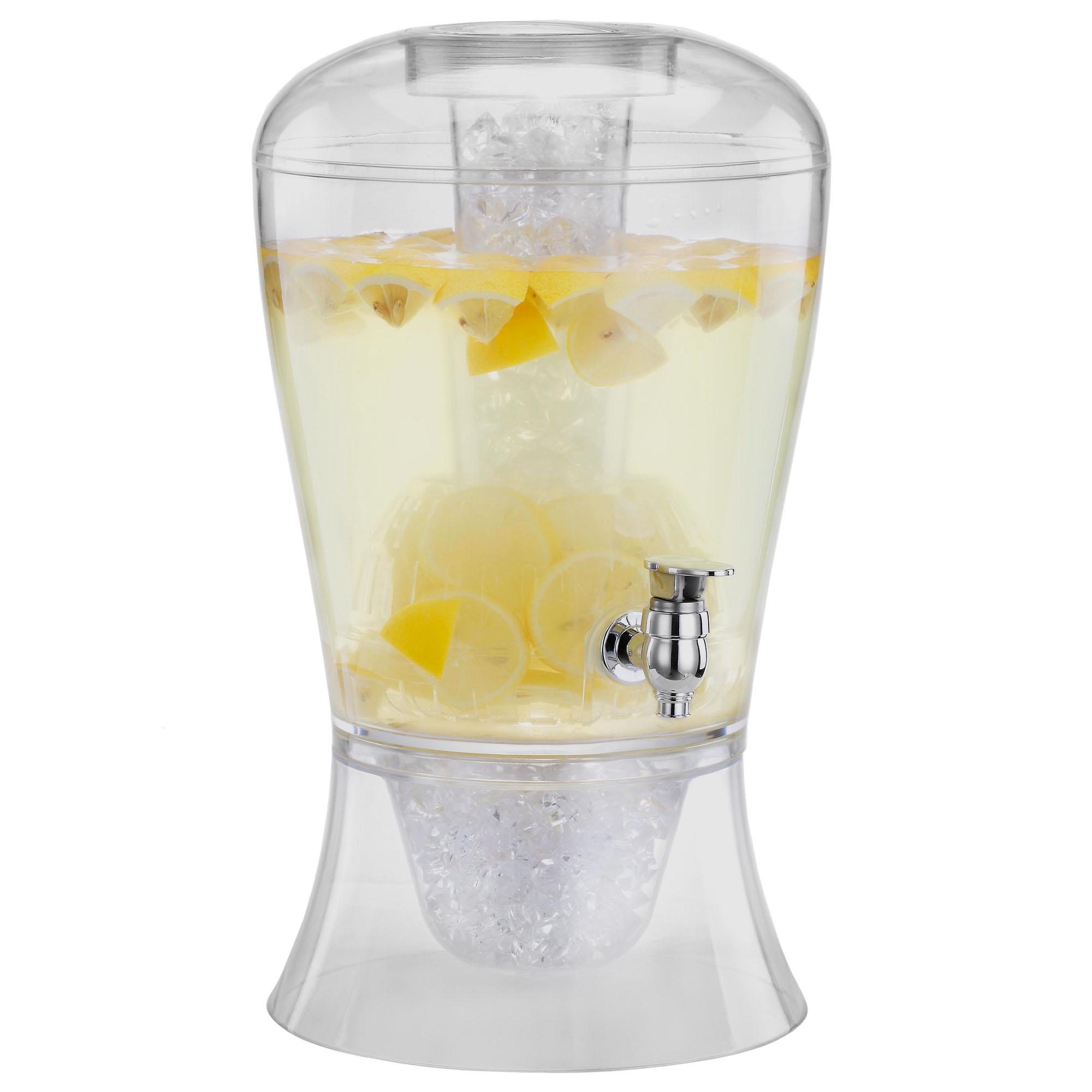 Vonshef 8l Large Drinks Dispenser Jug Amp Cocktail Fruit