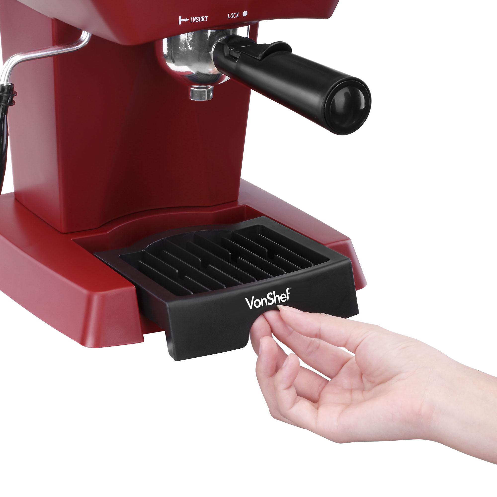 espresso latte machine reviews