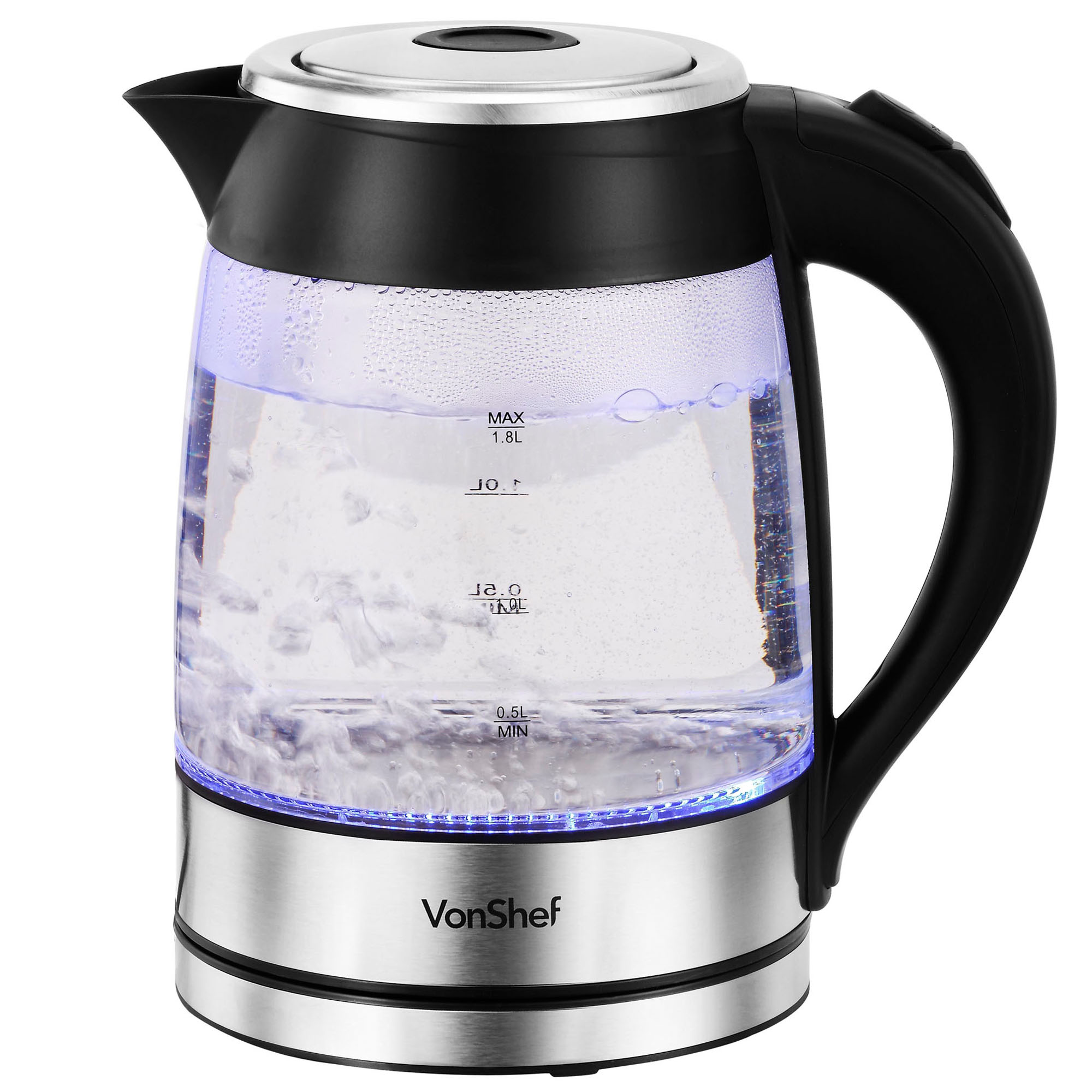 oster electric kettle how to clean