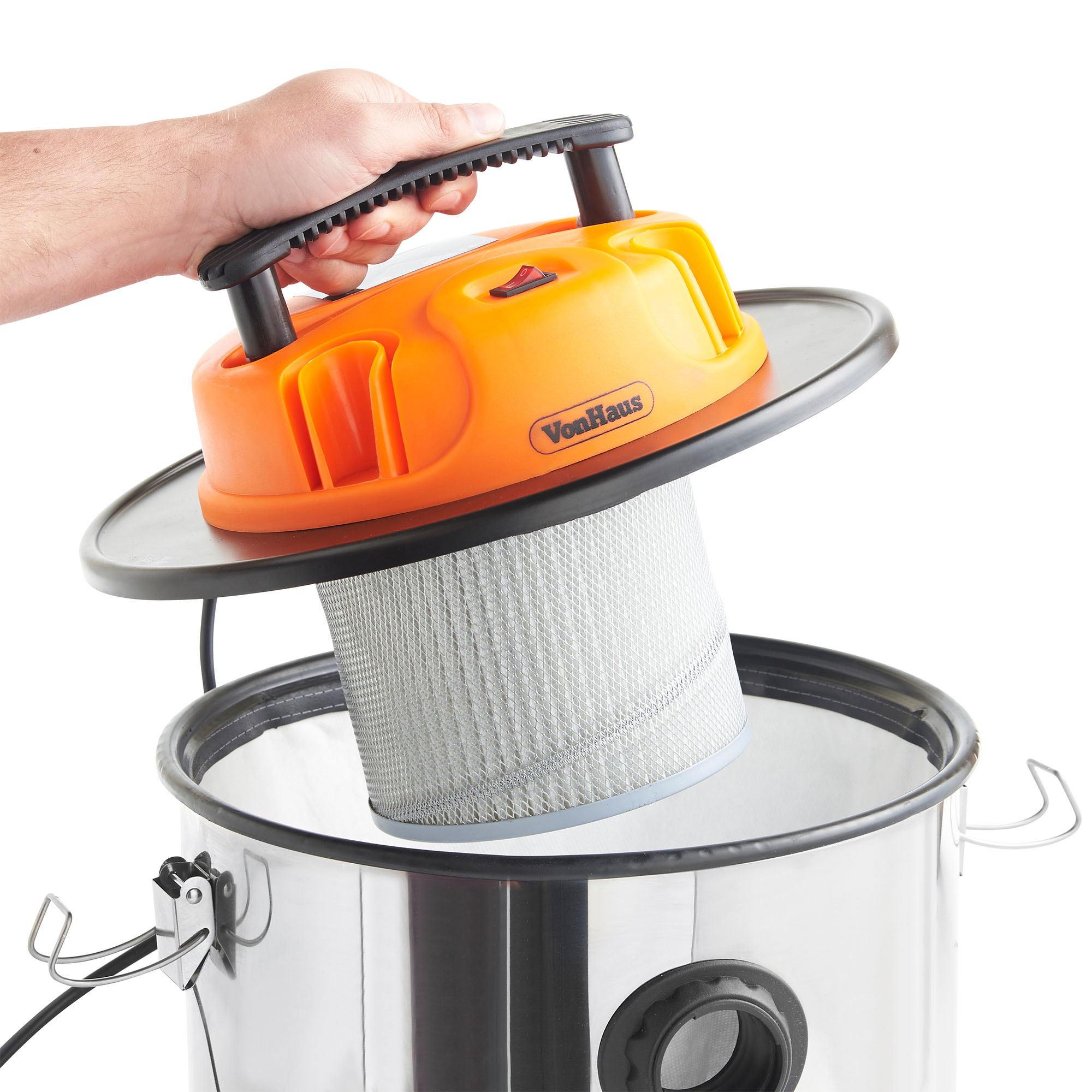 Fireplace Ash Vacuum Cleaner