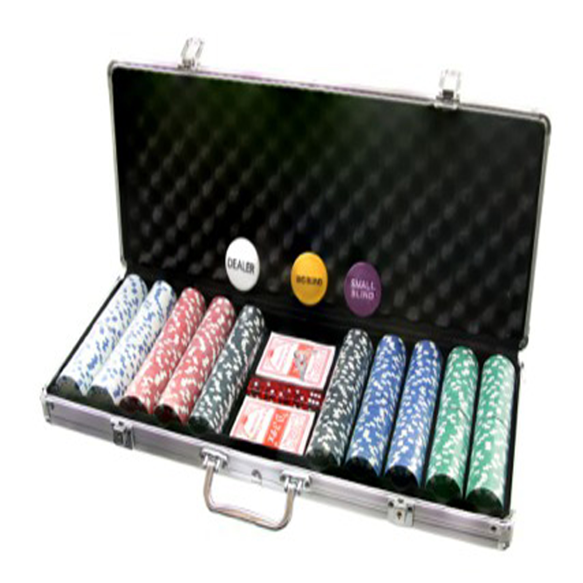 professional poker set