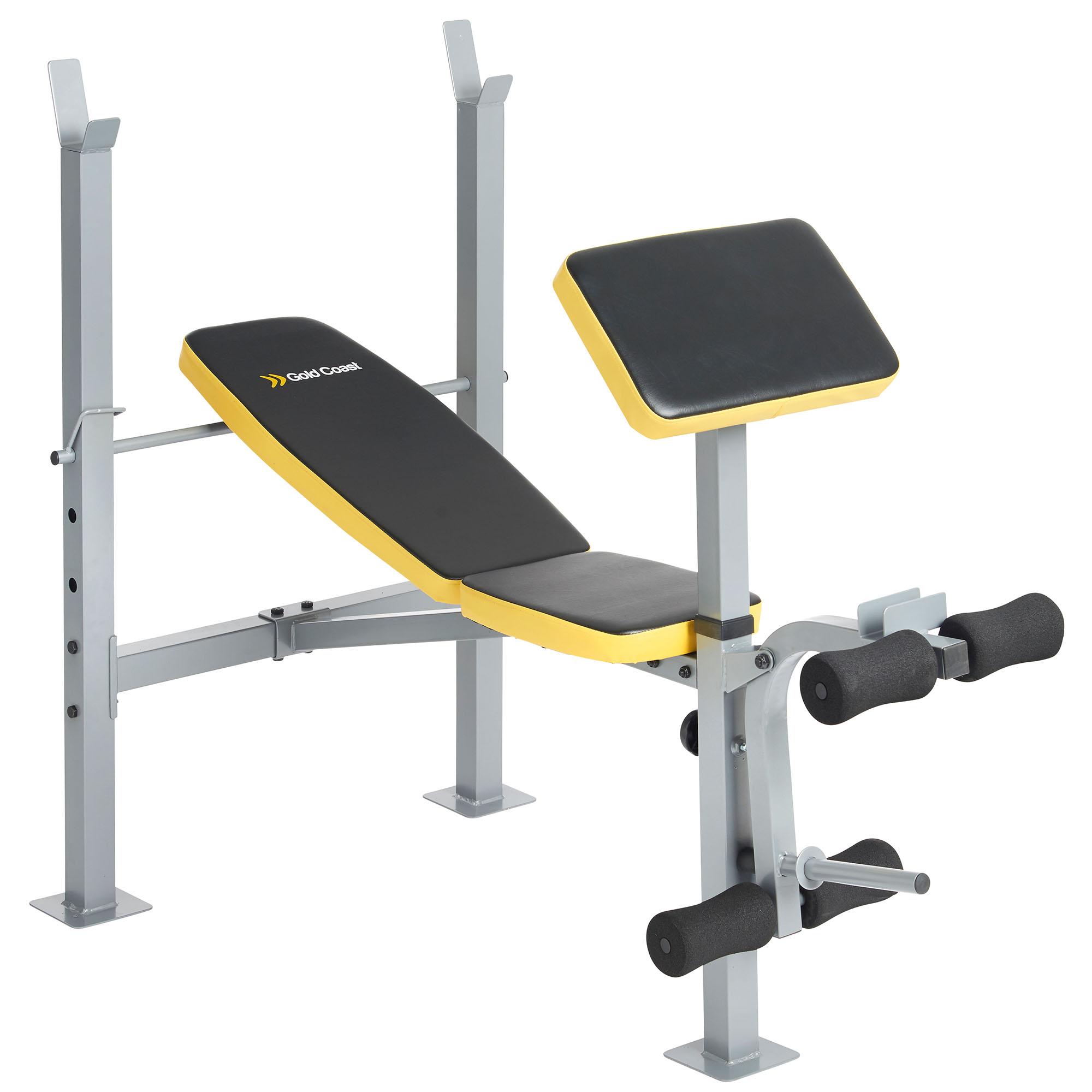 gold coast adjustable weight lifting training fitness