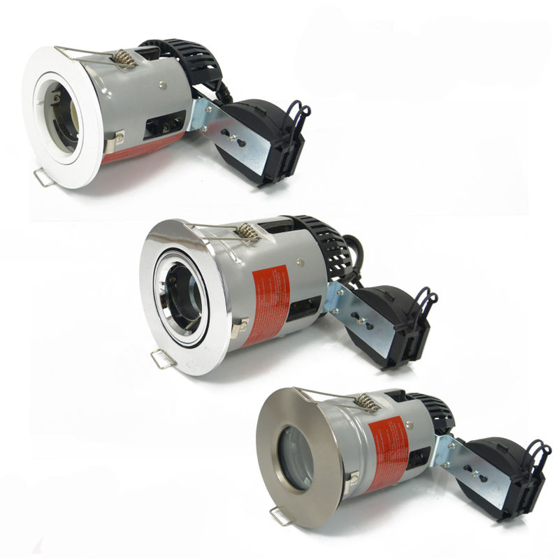 Aurora Insulation Coverable Fire Rated Downlights